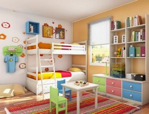 camera de copii