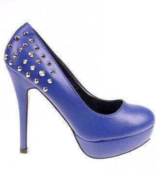 pantofi cu tinte