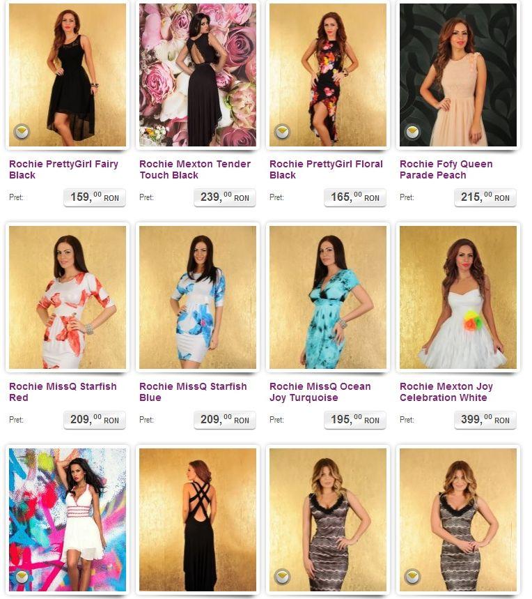rochii de seara ieftine
