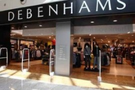 debenhams romania