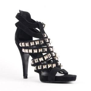 sandale cu toc zara